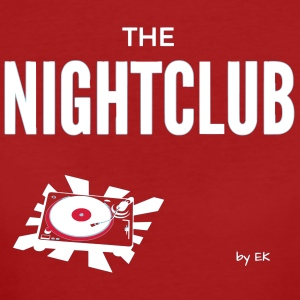 ThE Nightclub - Frauen Bio-T-Shirt