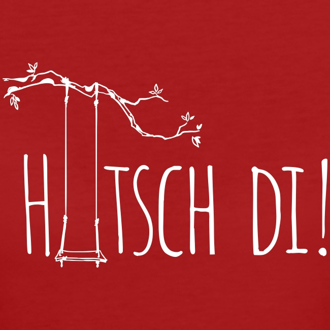 Vorschau: Hutsch di - Frauen Bio-T-Shirt