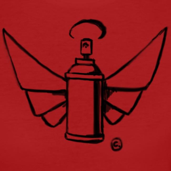 Flying Can Logo Strike Ar