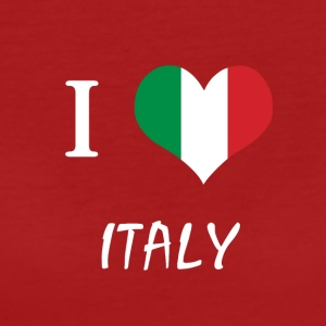 The shirt for Italians, Italy - Women's Organic T-shirt