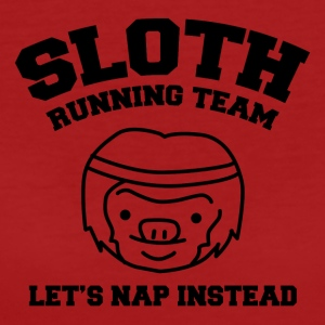 sloth - Frauen Bio-T-Shirt