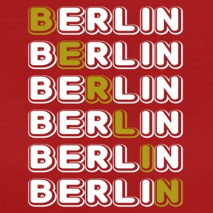 Berlin white - Women's Organic T-shirt