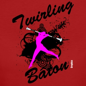 Twirling - Frauen Bio-T-Shirt