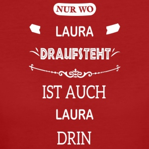 LAURA - Frauen Bio-T-Shirt