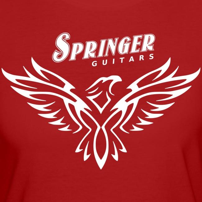 Springer FireHawk white