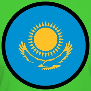 Under The Sign Of Kazakhstan - Women's Organic T-shirt