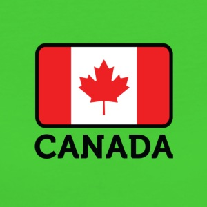 National Flag Of Canada - Ekologisk T-shirt dam