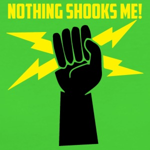 Elektriker: Nothing shooks me! - Frauen Bio-T-Shirt