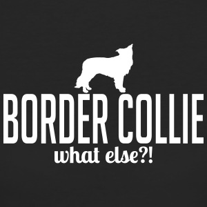 whatelse BORDER COLLIE - Camiseta ecológica mujer
