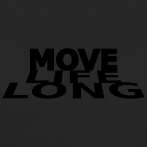 Move life long - Women's Organic T-shirt