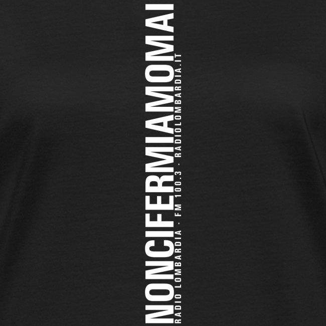 Uomo - Maglietta - noncifermiamomai