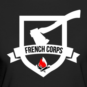 French corps - T-shirt Bio Femme