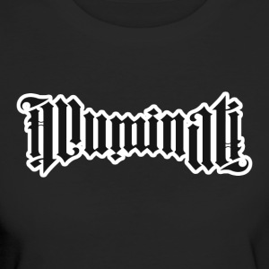 Illuminati - Frauen Bio-T-Shirt