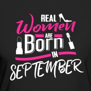 Women SEPTEMBER Birthday - Women's Organic T-shirt