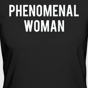 Phenomenal woman gift shirt - Women's Organic T-shirt