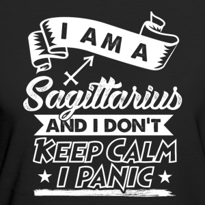 Signs of Sagittarius - Women's Organic T-shirt