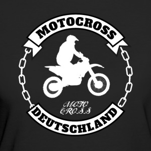 Motocross Germany - Women's Organic T-shirt