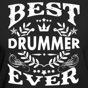 Best percussionist ever - Women's Organic T-shirt