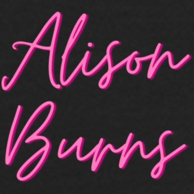 Alison Burns NEON Range
