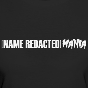 [NAME-REDCATED] MANIA Shirt (white) - Women's Organic T-shirt