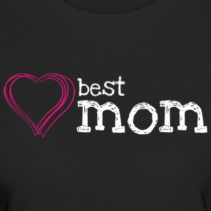 Best Mom - Frauen Bio-T-Shirt