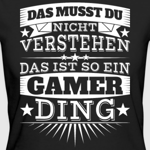Gamer-Ding - Frauen Bio-T-Shirt