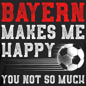 MAKES ME HAPPY BAYERN - Frauen Bio-T-Shirt