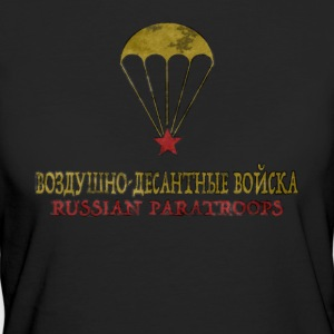 Russian paratroops airborne special forces - Women's Organic T-shirt