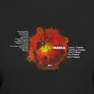 Be Part of The Trance Universe - Frauen Bio-T-Shirt