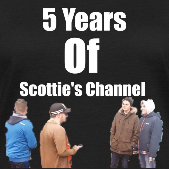5 Years Of Scottie's Channel