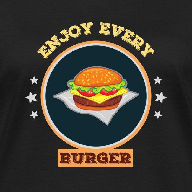 Enjoy every burger