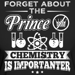 chemistry FORGET PRINCE - Frauen Bio-T-Shirt