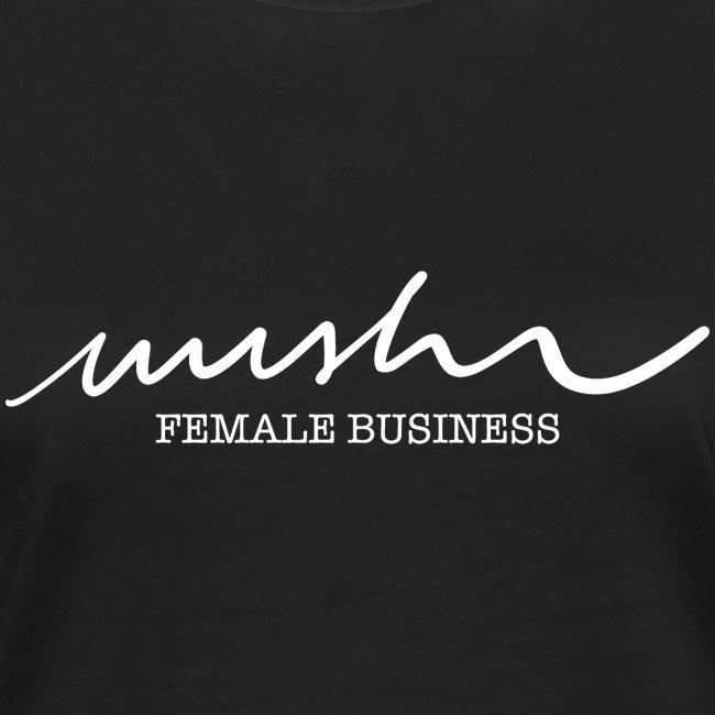 nushu logo black