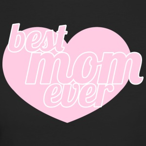 best mom ever - Frauen Bio-T-Shirt