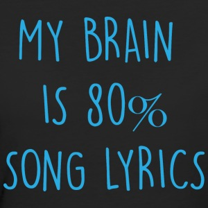My Brain Music - Women's Organic T-shirt