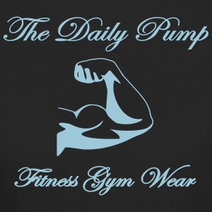 The Daily pompen biceps - Vrouwen Bio-T-shirt
