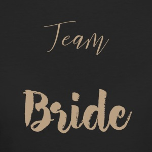 Team Bride - Women's Organic T-shirt