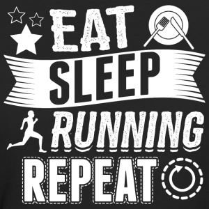running EAT SLEEP Runner - Frauen Bio-T-Shirt