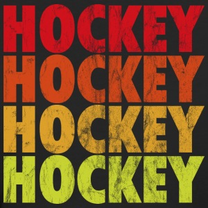hockey - Women's Organic T-shirt