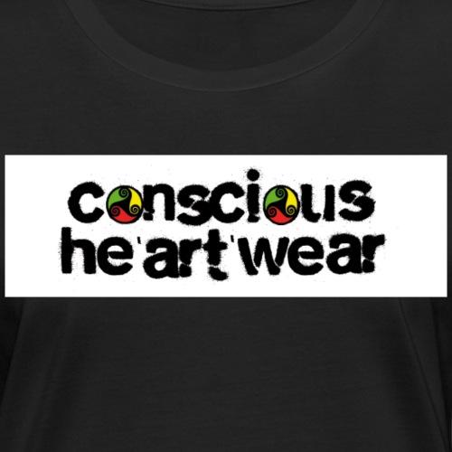 conscious - Frauen Bio-T-Shirt