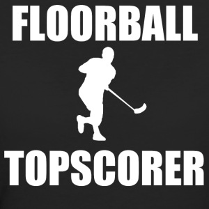 floorball - T-shirt ecologica da donna