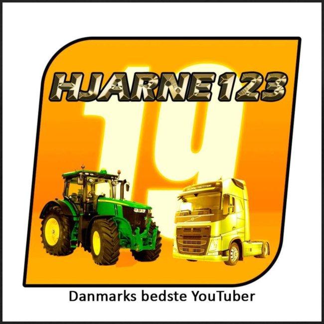 hjarne 123 danmarks bedeste youtuber