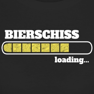 Bierschiss loading - Frauen Bio-T-Shirt