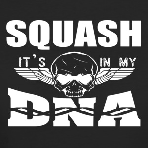 Squash - It's in my DNA - Women's Organic T-shirt