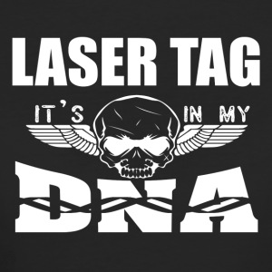 LASER TAG - It's in my DNA - Women's Organic T-shirt