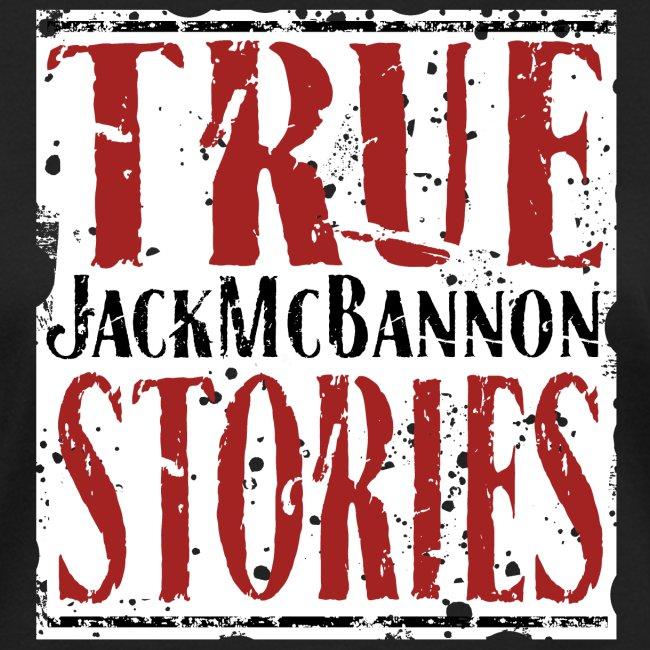 Jack McBannon - True Stories (RedWhiteBlack)