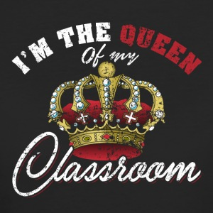 I'm the Queen of My Classroom - Women's Organic T-shirt