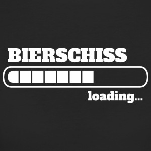 Bierschiss loading - WC - Frauen Bio-T-Shirt