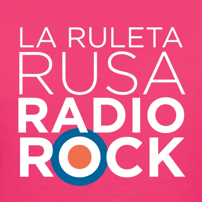 La Ruleta Rusa Radio Rock. Retrato blanco