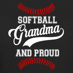 Softball Grandma - Frauen Bio-T-Shirt